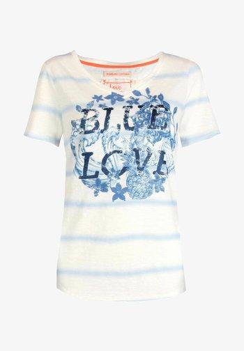 DAJEL - Print T-shirt - offwhite