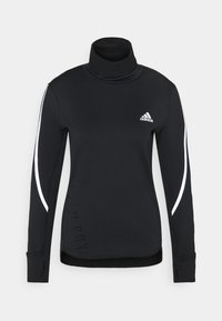 adidas Performance - COVER UP  - Sports shirt - black - 0