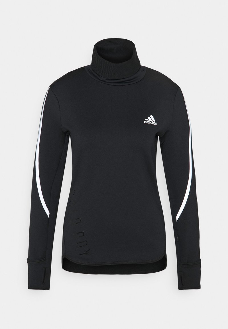 adidas Performance - COVER UP  - Funktionsshirt - black