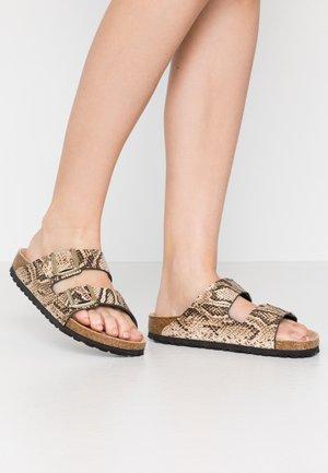 ARIZONA - Pantofle - beige