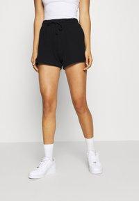 Gina Tricot - ABBIE - Shorts - black - 0