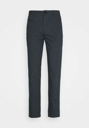 CHUCK - Pantaloni - dark blue