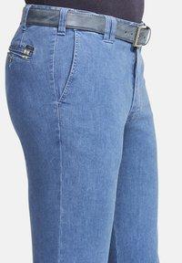 Meyer - AUTOFAHRER UND REISE - Slim fit jeans - blue - 2