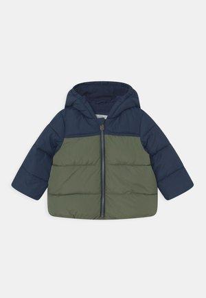 Winter jacket - navy base blue