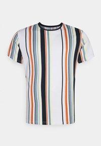 Johnny Bigg - ACTON VERTICAL STRIPE TEE - Print T-shirt - multi-coloured - 0