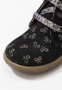 Falcotto - SEAHORSE - Zapatos de bebé - schwarz - 2