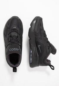 Nike Sportswear - NIKE AIR MAX 200 SCHUH FÜR JÜNGERE KINDER - Baskets basses - black/anthracite - 0