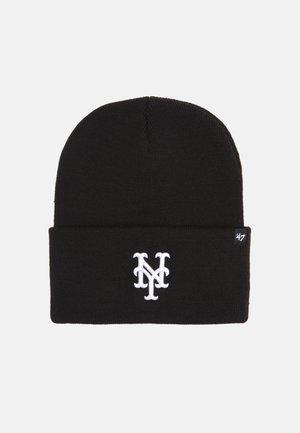 NEW YORK METS HAYMAKER CUFF - Čepice - black