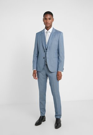 ARTI HESTEN - Suit - light blue