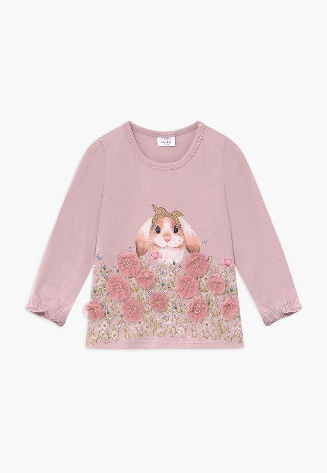 AMMY - Pitkähihainen paita - light pink