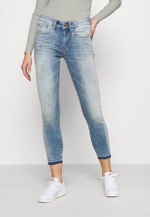 MID SKINNY ANKLE - Jeans Skinny - vintage beryl blue