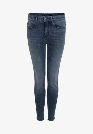WET - Slim fit jeans - dark blue