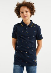 WE Fashion - Polo shirt - dark blue - 1