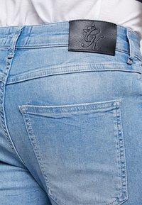 Gym King - Jeans Skinny Fit - mid wash denim - 5