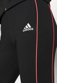 adidas Performance - BOMB SET - Træningssæt - black - 8