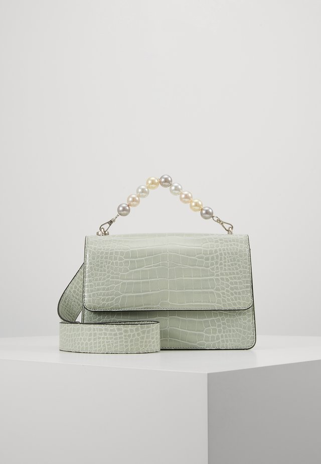 BRIGHTY MAYA BAG - Handbag - silt green