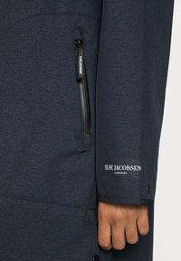Ilse Jacobsen - RAINCOAT - Classic coat - dark indigo - 4