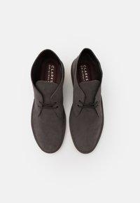 Clarks Originals - DESERT BOOT - Stringate sportive - slate grey - 3