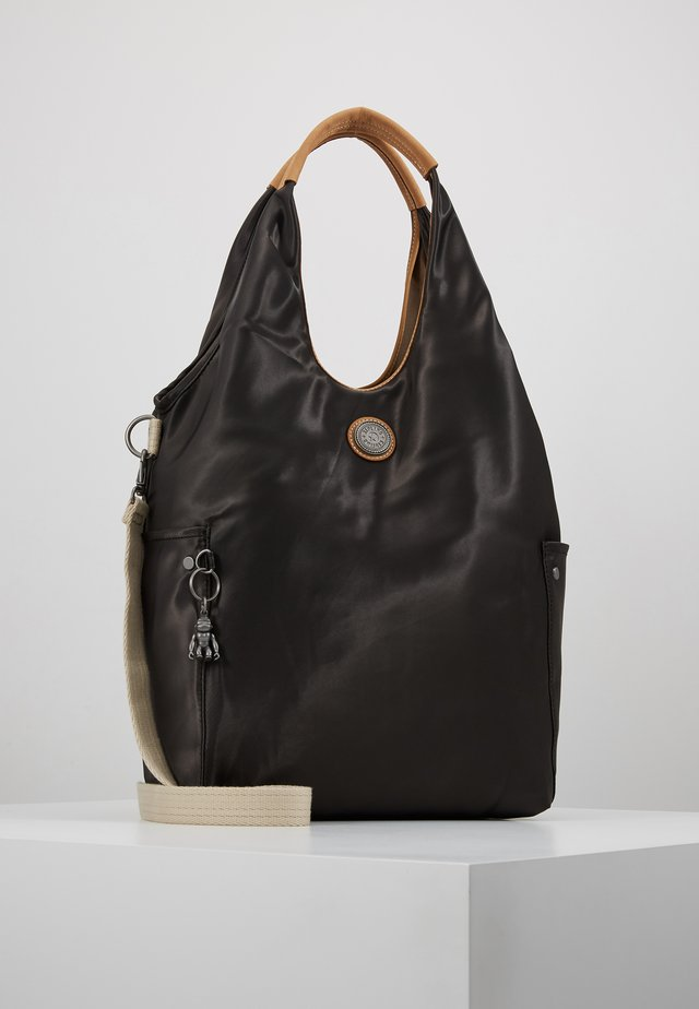 URBANA - Handbag - delicate black