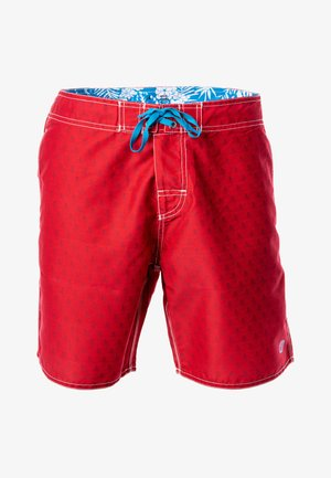 OPUNOHU  - Zwemshorts - red