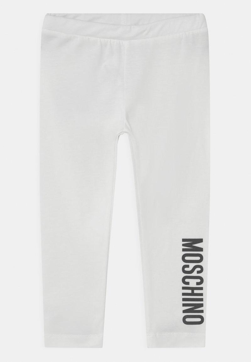 MOSCHINO - Leggings - Trousers - cloud