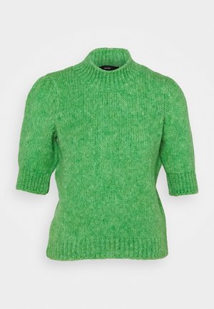VMDIANA  - Print T-shirt - greenbriar melange