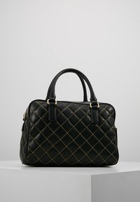 Versace Jeans Couture - QUILTED HANDBAG - Kabelka - nero - 2