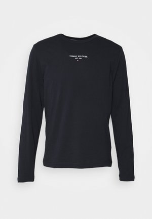 LOGO UNISEX - Maglietta a manica lunga - desert sky