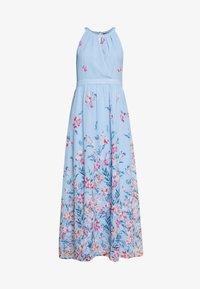 Esprit Collection - FLUENT GEORGE - Maxikleid - pastel blue - 5