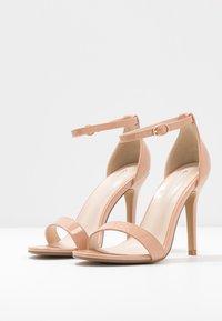 Glamorous - Sandaler med høye hæler - beige - 4
