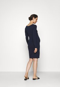 Anna Field MAMA - 2 PACK NURSING DRESS - Jerseykjoler - dark blue/black - 3