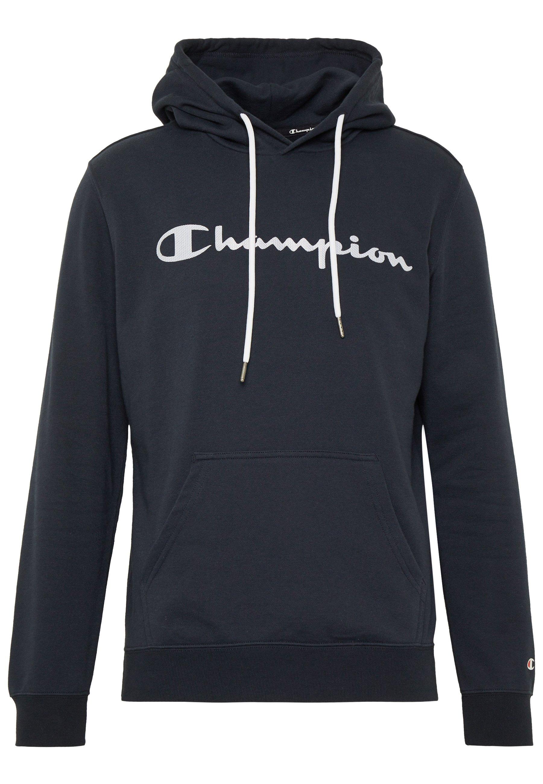 Champion HOODED - Sweat à capuche - dark blue