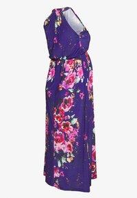 Anna Field MAMA - Vestido ligero - pink/blue - 6