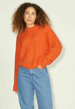 JXEMBER  - Trui - red orange
