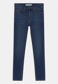 Calvin Klein Jeans - SKINNY - Skinny džíny - essential royal blue - 0