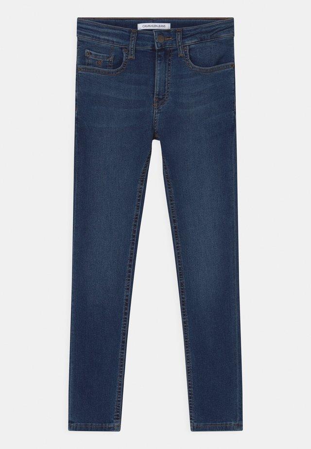 SKINNY - Jeans Skinny Fit - essential royal blue