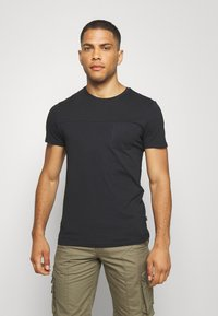 Pier One - T-shirts basic - black - 0