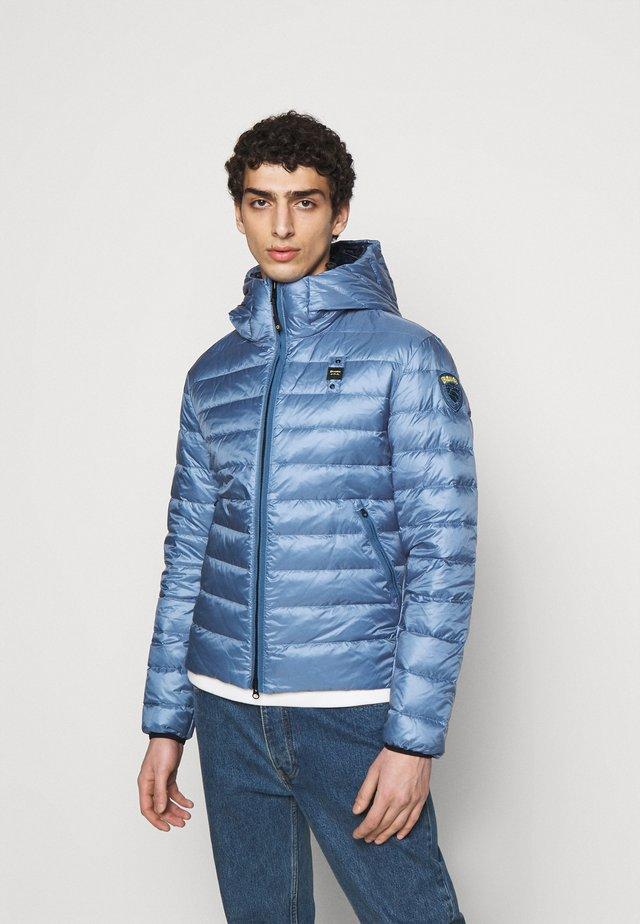 Down jacket - royal blue