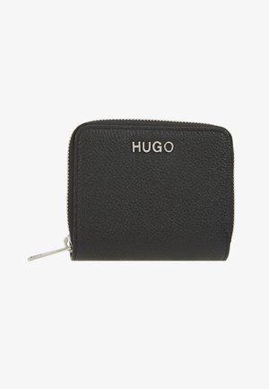 VICTORIA WALLET ZIP AROUND - Monedero - black