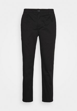 ONSCAM CROPPED - Chinos - black