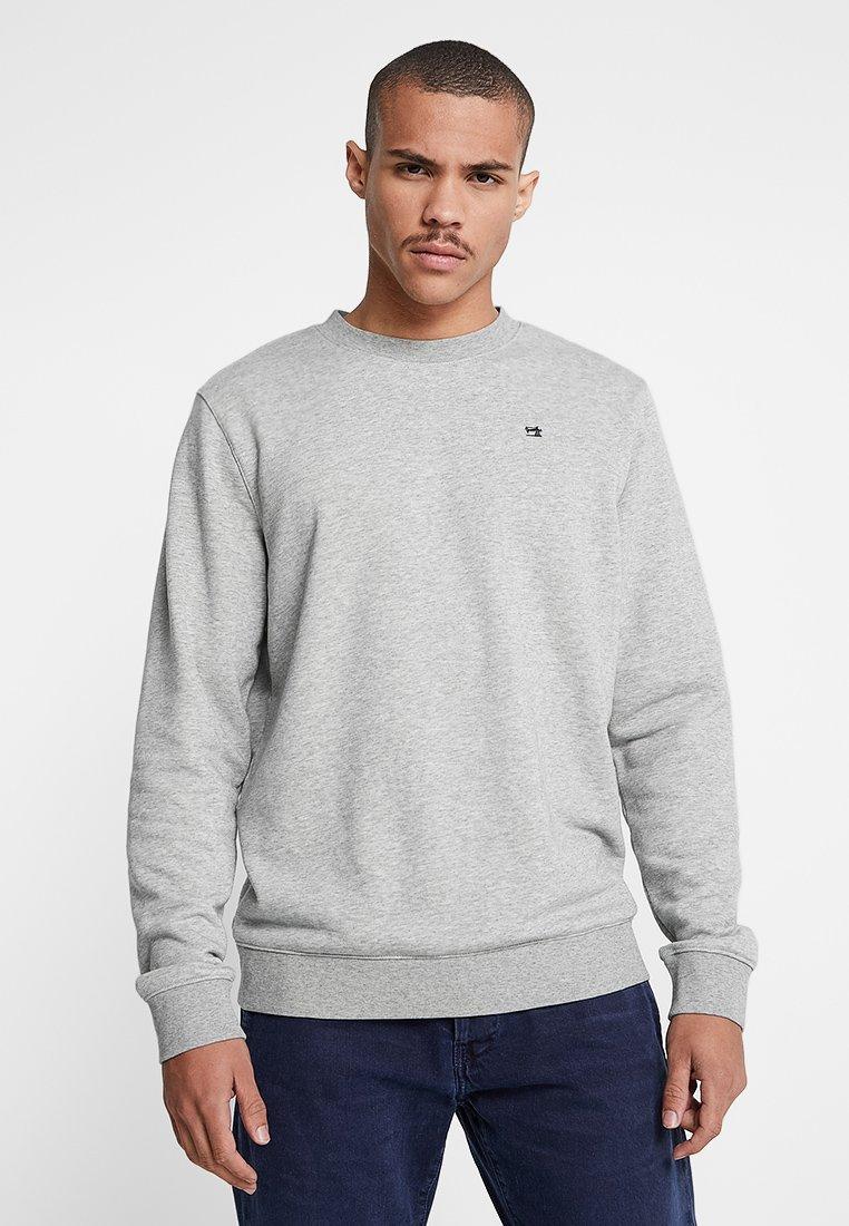 Scotch & Soda - CLEAN - Sweater - grey melange