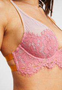 Dora Larsen - SADIE HIGH APEX UNDERWIRE - Sujetador con aros - flamingo pink - 4