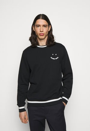 MENS FACE - Sweatshirt - black