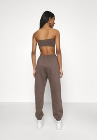 Missguided - SET - Top - brown - 2