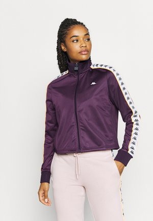 HASINA - Training jacket - hortensia