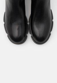 Copenhagen - CPH500 - Platform boots - black - 5