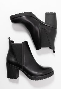 Marco Tozzi - Ankle boots - black antic - 3