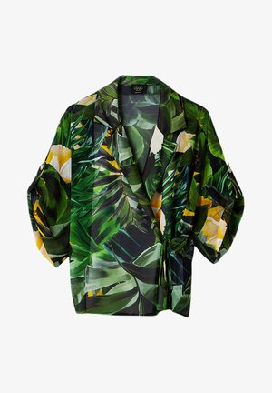 Blouse - tropical
