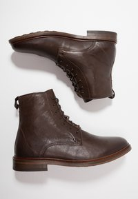 Shoe The Bear - NED - Šněrovací kotníkové boty - brown - 1