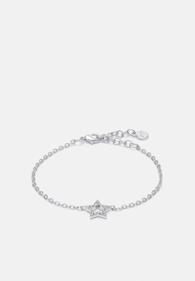 FELIZ CHAIN FRAME BRACE - Armband - silver-coloured